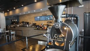 Experience Crux Coffee Roasters